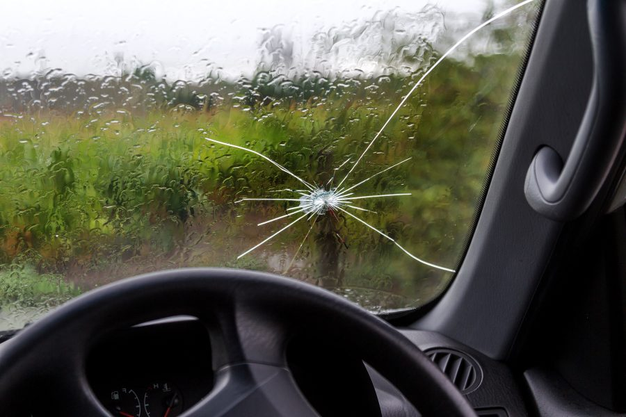 What Are The Most Common Causes Of Cracked Windscreens?