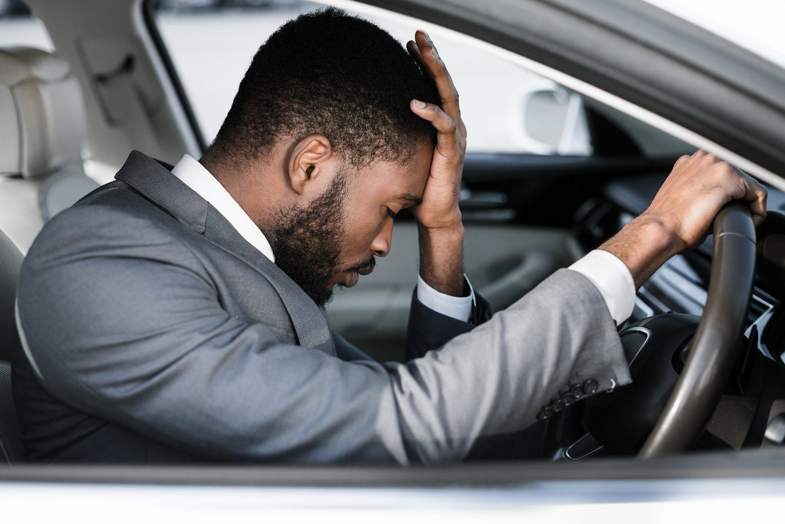 34m Brits Admit To Finding Driving Stressful