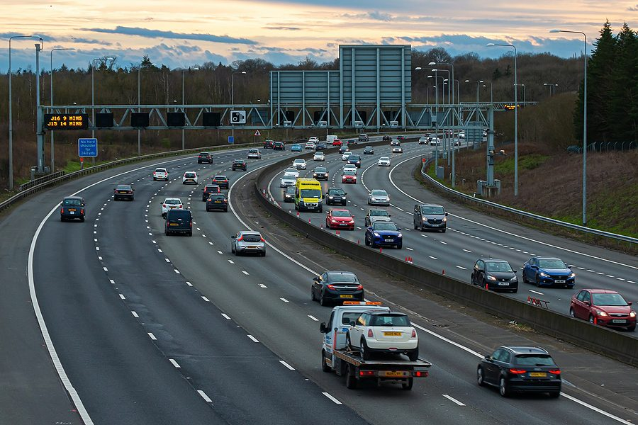 Highways England Launches Smart Motorway Safety Campaign